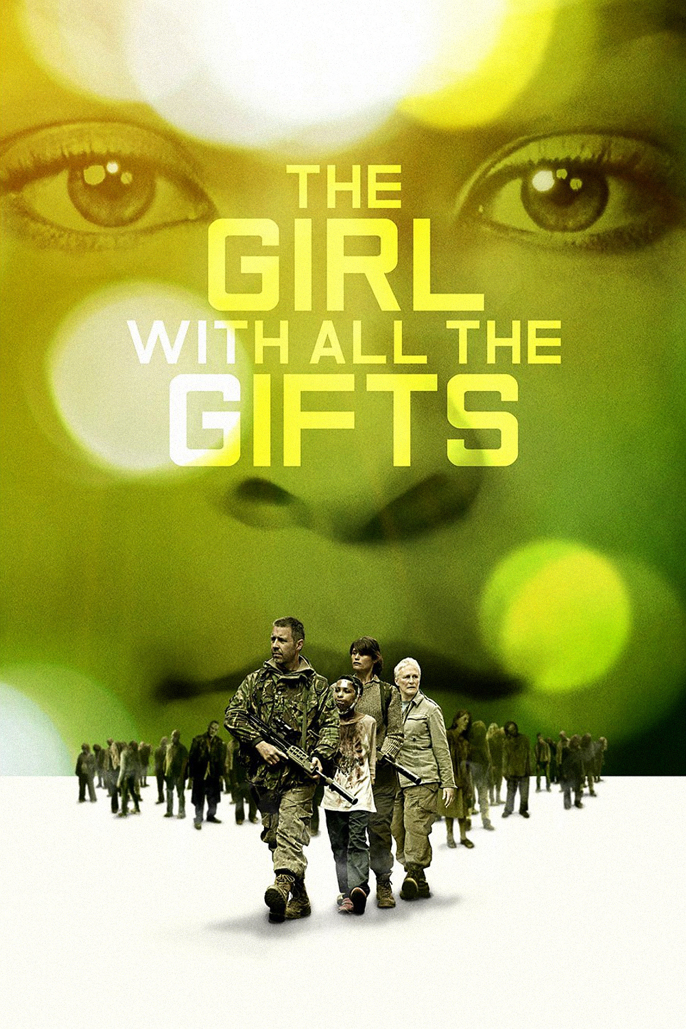دانلود فیلم The Girl with All the Gifts 2016